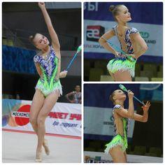 Rhythmic Gymnastics leotard (photos by RG Shanek_com)