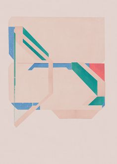 jesus perea - Abstract composition 556