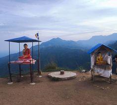 Buddha statues in Sri Lanka #nature #buddha #buddhism #reise #travel #traveling #reiseblog