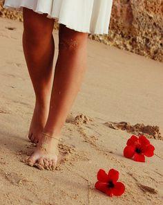 Que o meu caminho tenha flores e amores***