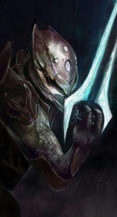 Halo 4 elite Zealot