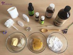 Így készíts természetes krém dezodort házilag - CREALEXIA Doterra, Pudding, Soap, Homemade, Desserts, Zero Waste, Tailgate Desserts, Deserts, Home Made