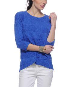 87aa93848c5 Neely Slub Stripe Sweater with Back Zip My Dream
