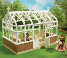 Buy Conservatory + FREE Garden Set online, - Sylvanian Families