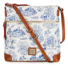 Walt Disney World Toile Letter Carrier Bag by Dooney & Bourke