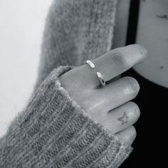 Arc Open Ring