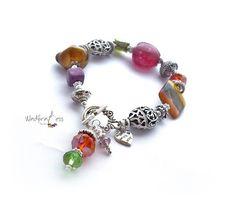 Pandora Charms, Jewelry Making, Charmed, Jewellery, Unique, Bracelets, Handmade, Fashion, Moda
