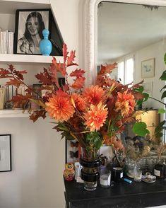 @jeannedamas. Bouquet de saison at @variations_vegetales