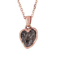 Heart of Cape Town - - 14 Facets Safari, Rose Gold Pendant, Gold Necklace, Pendant Necklace, Rough Diamond, Cape Town, Diamonds, Pendants, Necklaces