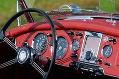 MG MGA 1600 Mk II 'de luxe' roadster, 1962
