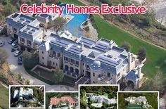 Celebrity Homes Exclusive Tour - Los Angeles. American Luxury Limousine can take you there!  http://aluxurylimo.com/