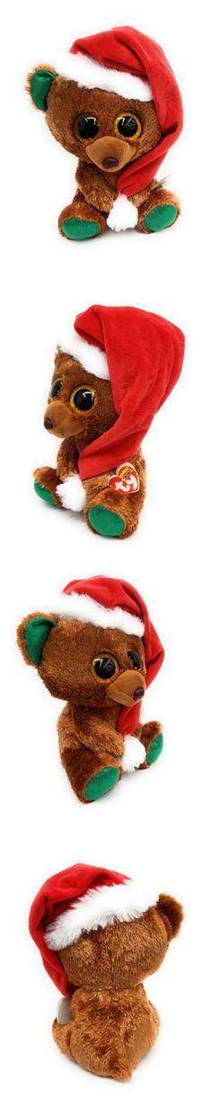 24045767ce4 Ty 19203  Ty Beanie Boo Nicholas The Christmas Bear 6 Mwmt -  BUY IT NOW  ONLY   10 on  eBay  beanie  nicholas  christmas
