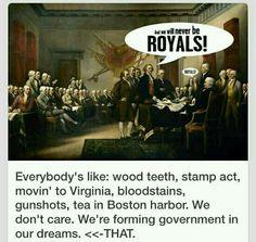 History jokes, puns, humor.