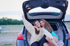 Drive-in movie with my best friend,, my pic! Instagram: hannah_meloche Pinterest: hannahmeloche