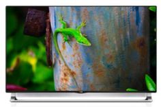 LG Electronics 65LA9700 65-Inch 4K Ultra HD 120Hz 3D Smart Nano LED TV with Sliding Sound Bar
