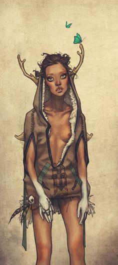 Art by Monre on dA #art #deviantart