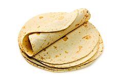 Mexické tortily po česku