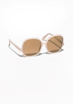 & Other Stories   Acetate Sunglasses