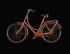 Copper bike by vanheeschdesign.com