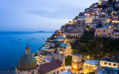 Italy's Amalfi Coast is sprinkled with stunning seaside towns. T+L's guide will help you navigate the region like an expert.