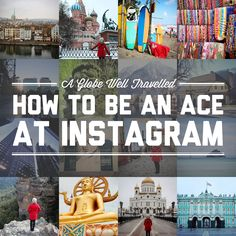 Want to get more followers, take better photos, and be generally awesome at Instagram? Here are my 6 tried and tested tips to becoming an Instagram pro! / A Globe Well Travelled