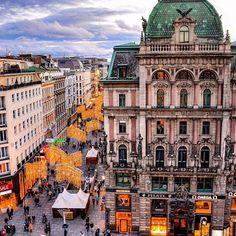 by @kavalaomer   Vienna, Austria..