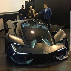 247 Best Lamborghini Terzo Millennio images in 2019