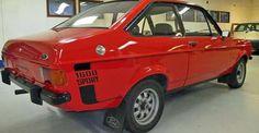 Original MK2 Ford Escort 1600 Sport VIEW EBAY AD >> http://ebay.to/1DfjOlZ   #classicfordsforsale #mk2escort