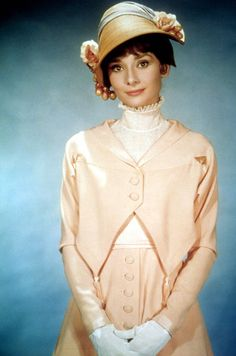 my all time favorite costume from the movie Annex - Hepburn, Audrey (My Fair Lady)_20.jpg 1,399×2,112 pixels