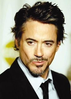 'Iron Man' Star Turns A Look at Robert Downey Jr.'s Net Worth, Career and Gentleman Stil, Blonde Pony, Iron Man, Older Mens Hairstyles, Hairstyles Haircuts, Male Haircuts, Latest Hairstyles, Hot Guys, Robert Downey Jr.