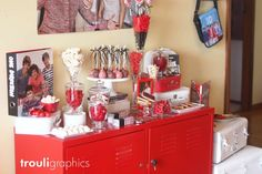 One Direction Birthday Party Ideas | Photo 2 of 9 | Catch My Party