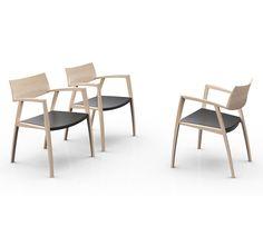 Wharfside Furniture | DM326- dining chair | designed by Danish Modern