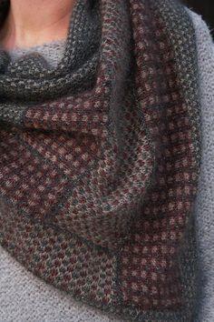 Advent Knitting pattern by Jana Huck Yarn Projects, Knitting Projects, Knitting Ideas, Christmas Knitting Patterns, Crochet Patterns, Scarf Patterns, Stitch Patterns, Crochet Gifts, Knit Crochet