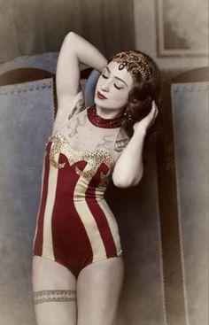 Vintage Circus | Steampunk Costume