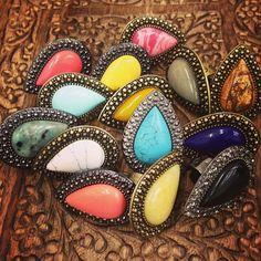 Latest lust list - Samantha Wills bohemian bardot rings. I Love Jewelry, Jewelry Box, Jewelry Accessories, Fashion Accessories, Unique Jewelry, New Things To Try, Samantha Wills, Boho Gypsy, Bohemian