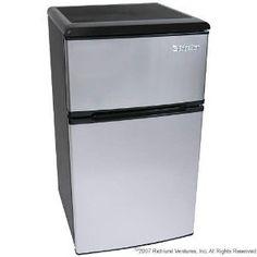 Mini fridge with a REAL freezer!