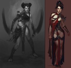God of War Ascension Pictures Characters Concept Artwork 69