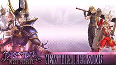 Dissidia Final Fantasy - New Trailer Song