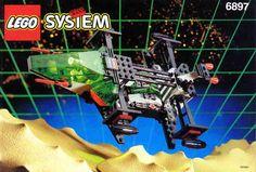 Space - Rebel Hunter [Lego 6897]