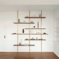 View our entire collection of contemporary lighting and furniture, all handmade in the United States. Tall Floor Lamps, Modular Shelving, Shelving Systems, Bronze Mirror, Walnut Coffee Table, White Side Tables, Salvaged Wood, Wood Shelves, Wall Shelving