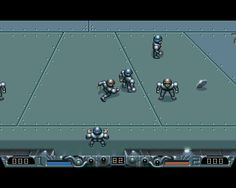 "Speedball II (A500+) - Now what a game this was, especially after i'd seen the classic film ""Rollerball"", it was brutal & futuristic, what more did you need from an Amiga game?"