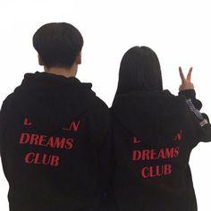Broken Dreams Club Reflective Hoodie Black Tumblr Inspired Aesthetic Anti Social Pale Pastel Grunge Aesthetics XYHSUFgAwj