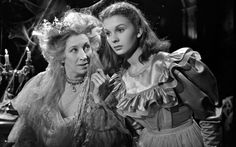 Great Expectations (1946). Directed by David Lean and starring John Mills, Jean Simmons and Martita Hunt.
