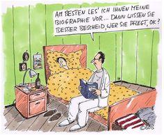 Neues aus dem Pflegeheim /// Christian Born /// Pfleger und seine Biographie
