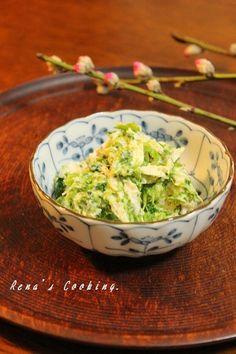 ささみのレシピ 307品 1ページ   レシピサイト「Nadia   ナディア ... 鶏ささみと菜の花の酒粕和え ...