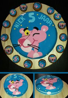Image result for pink panther birthday invitations