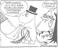 Muumittajan Muumi-blogi: Muumilaakson uudet tuulet Tove Jansson, Peanuts Comics, Funny, Funny Parenting, Hilarious, Fun, Humor