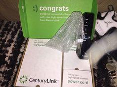 Brand new Century Link DSL Modem PK5001Z - http://electronics.goshoppins.com/home-networking-connectivity/brand-new-century-link-dsl-modem-pk5001z/