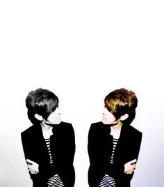 Tegan + Sara...here come the short hairs!