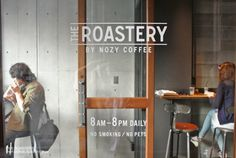 The Roastery by Nozy Coffee, Tokyo